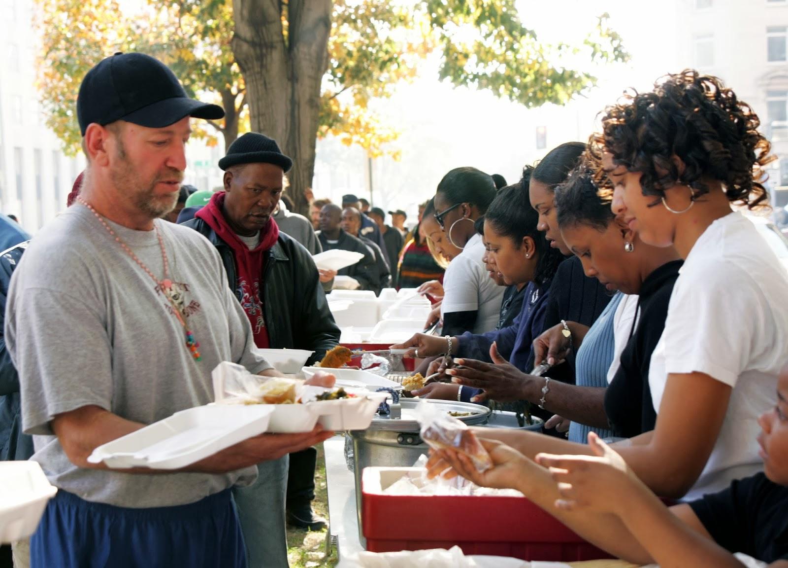 beltway church of christ feeding the homeless – hope chapel honolulu