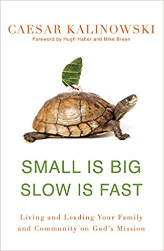 Small is Big, Slow is Fast