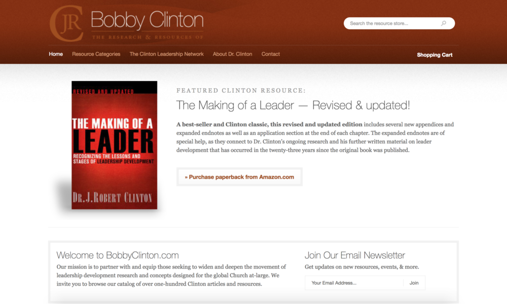 bobbyclinton.com