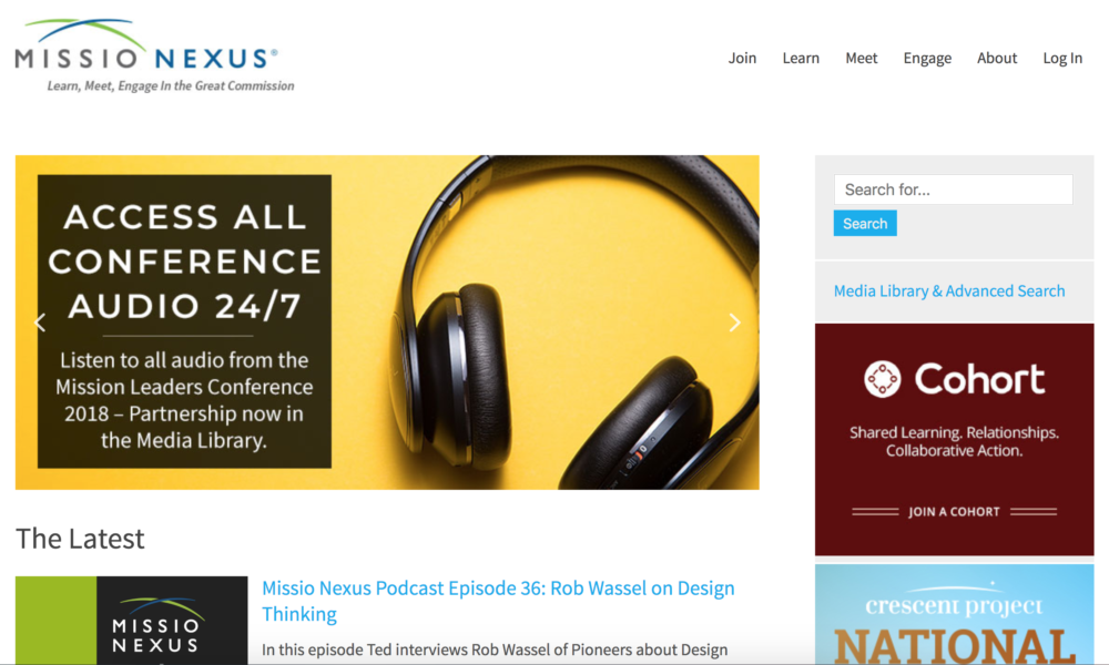 missionexus.org