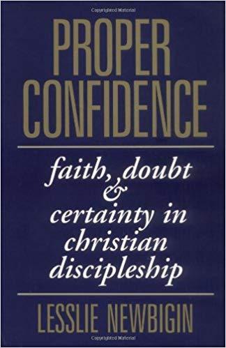 Proper Confidence