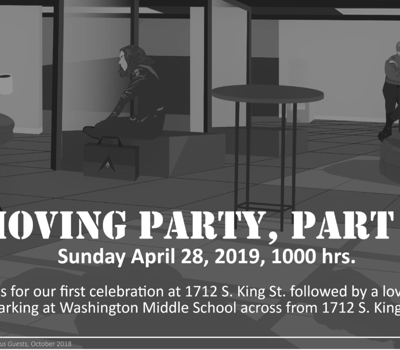 Moving Party, Part II