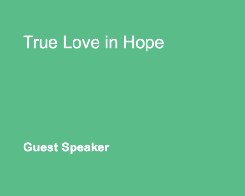 True Love In Hope
